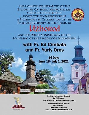 2021 Poland/Slovakia/Ukraine/Hungary Trip   St. Mary Byzantine